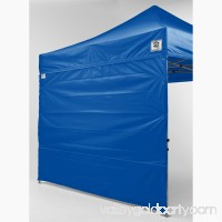 Impact Canopy 10x10 ft. Pop Up Canopy Tent Straight Leg Canopy Sidewalls - Set of 2