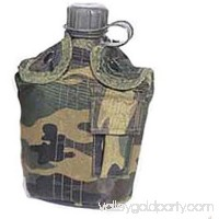 Joy Enterprises FP13624 Fury Mustang G.I. Canteen, 1-Quart Plastic Body, Camo 553933880