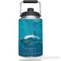 MightySkins Skin For YETI Rambler Bottle 18 oz | Protective, Durable, and Unique Vinyl Decal wrap cover | Easy To Apply, Remove, and Change Styles | Made in the USA