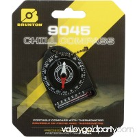 Brunton Keyring Compass with Thermometer 555291941