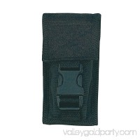 Joy Enterprises FP15535 Fury Tac Sheath with Velcro and Clip Folding Pocket Knife Pouch, Nylon Black, 4 7/8 to 5 .75 553934168