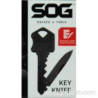 SOG Specialty Knives & Tools KEY302-CP Key File with Folding File 1.5-Inch, Satin Finish