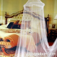 Universal Elegant Round Lace Insect Bed Canopy Netting Curtain Dome Polyester Bedding Mosquito Net Home Furniture 569905395