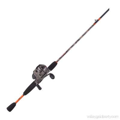 Zebco 33 Camo 6' 2-Piece Medium Spincast Combo 553471340