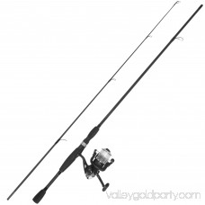 Strike Series Spinning Fishing Rod and Reel Combo - Fishing Pole by Wakeman 564755458