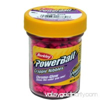 Berkley PowerBait Chroma-Glow Crappie Nibbles   553145489