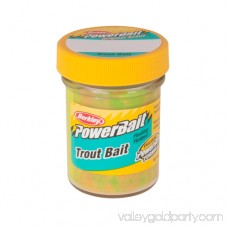 Berkley PowerBait Trout Dough Bait Green Pumpkin Scent/Flavor 553146254