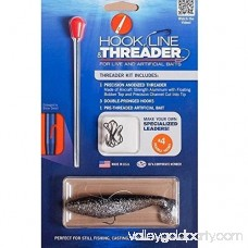 Complete Hook, Line & Threader Kits. Choose from 7 Different Hook Sizes