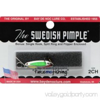 Bay de Noc Swedish Pimple, 1/10 oz   552389984