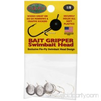 Fle Fly Jig Head with Bait Gripper 1/8oz 550269723