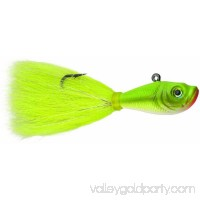 SPRO Fishing Bucktail Jig, Crazy Chart, 1 Pack   554183707