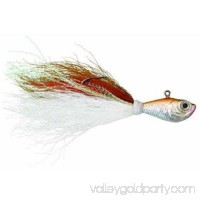 SPRO Fishing Bucktail Jig, Mullet, 1 Pack   554183678