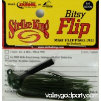 Strike King Bitsy Flip Jig, Watermelon 004553887