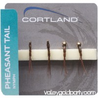 Cortland 4pk Flies, Pheasant Tail Assortment 555503311