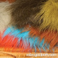 Hareline Extra Select Craft Fur Fly Tying Materials Assorted Colors