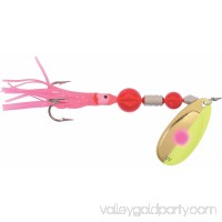 Yakima Bait Flash Glo Casting Squid Spinner   550548949