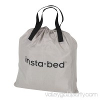 Instabed 20 Queen Airbed with Pillow Rest and Internal AC Pump