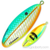 Bomber Saltwater Who Dat 7/8 oz Rattling Fishing Spoon