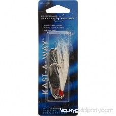 Hurricane Kast-A-Way Spoon with Bucktail 553982326