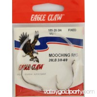 Eagle Claw Salmon Fixed Mooching Rig, 1/0-2/0   555954074