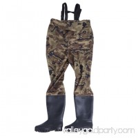 Men Waterproof Stocking Foot Breathable Chest Wader For Hunting Fishing 570721451