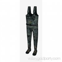 Winchester Premium 5mm Spantough Camo Bootfoot Wader, MX5   566122709
