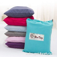 Sleeping Bag Liner ,Camping and Travel Sheet with Carry Storage Bag for Travel/Youth/Hostels/Picnic/Planes/Trains/Hotels