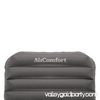 Air Comfort Roll and Go Lightweight Sleeping Pad, Large, Lime 554396449