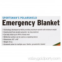 Stansport Sportsman's Polarshield Emergency Blanket 556201153