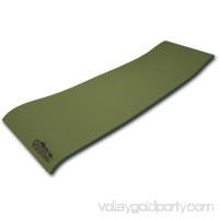 Venture Outdoors 24 x 72 x 15mm Ultra Comfort Camp Pad with Microban 555782230